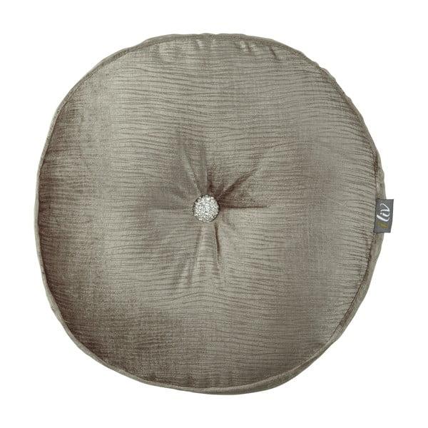 Polštář Etch Latte, 33 cm