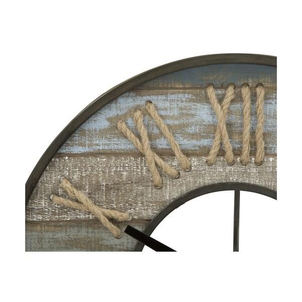 Nástěnné hodiny Mauro Ferretti Rope, ⌀ 60 cm