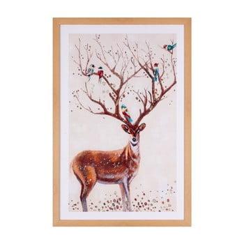Tablou Sømcasa Deer, 40 x 60 cm