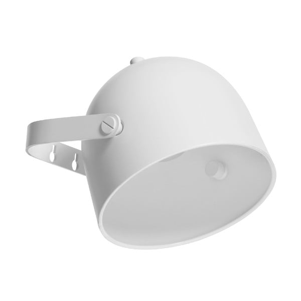 Biele nástenné svietidlo Flexa Monty