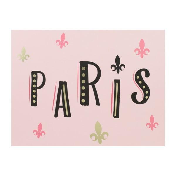 Set 12 cărți poștale Tri-Coastal Design Paris C'est La Vie