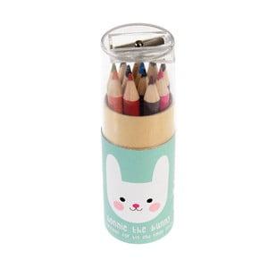 Sada 12 pastelek v krabičce Rex London Bonnie The Bunny
