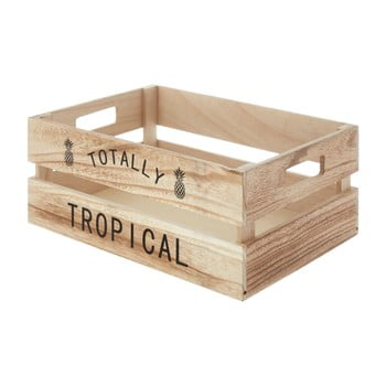 Cutie din lemn Premier Housewares Tropical, 25 x 35 cm