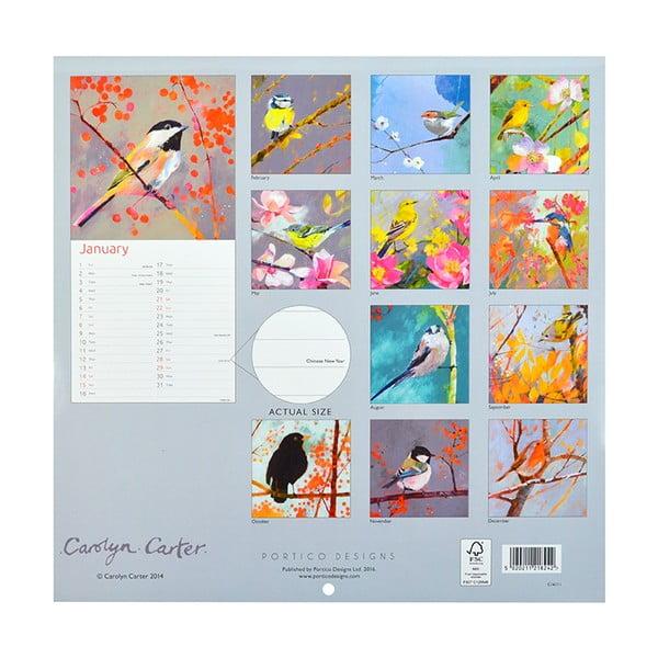 Kalendář Portico Designs Carolyn Carter
