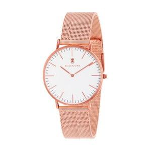 Růžové dámské hodinky Black Oak Steel