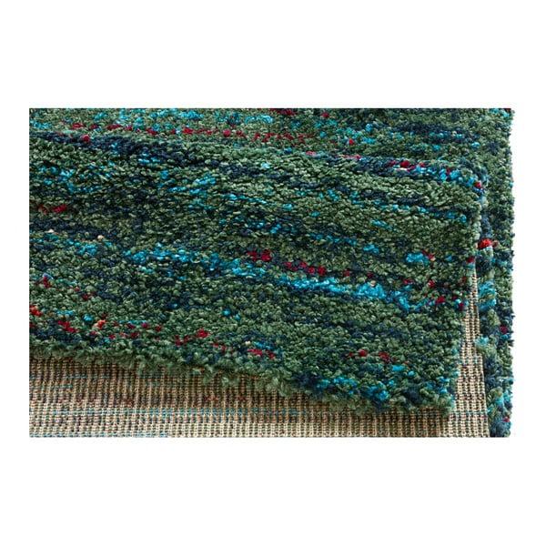 Zelený koberec Mint Rugs Nomadic, 200 x 290 cm