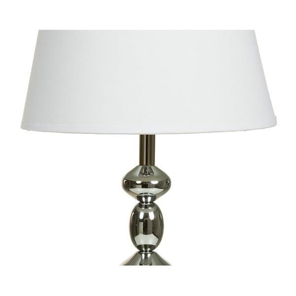 Stolní lampa se základnou ve stříbrné barvě SantiagoPons Baub