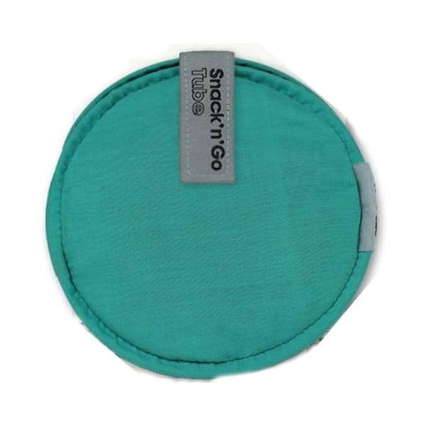 Svačinová kapsa Snack'n'Go tube, zelená
