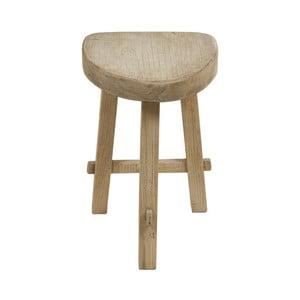 Stolička ze dřeva trembesi Santiago Pons Mik