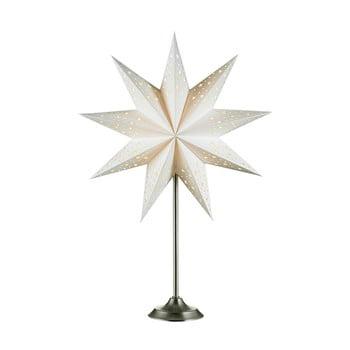 Decorațiune luminoasă Markslöjd Solvalla, înălțime 64 cm, alb imagine