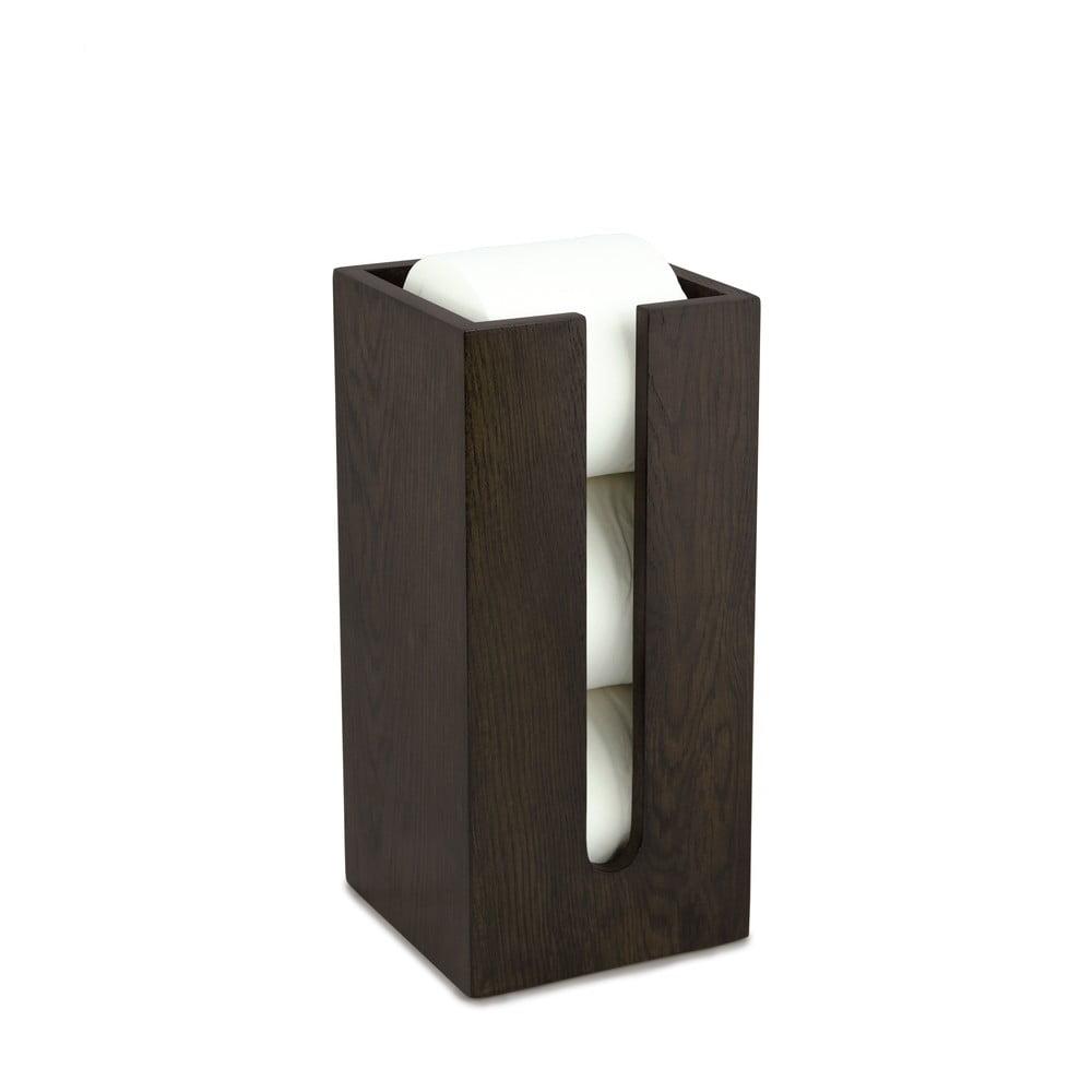Zásobník na toaletní papír Wireworks Mezza Dark