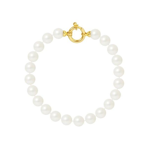 Náramek s říčními perlami Vivianos