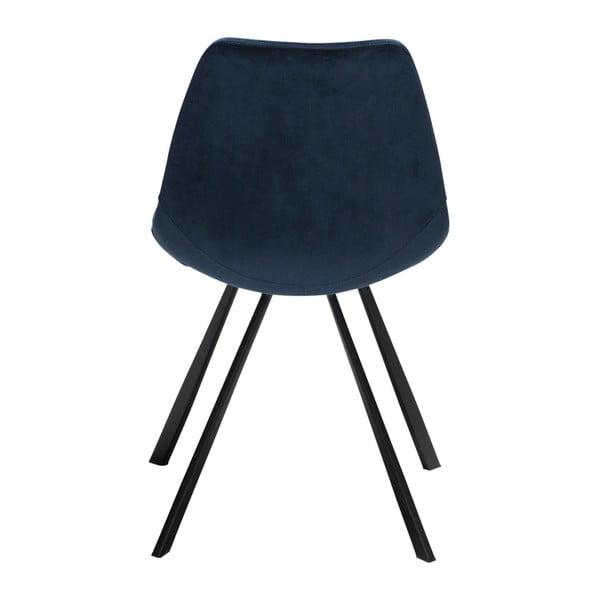 Tmavě modrá jídelní židle DAN-FORM Denmark Pitch