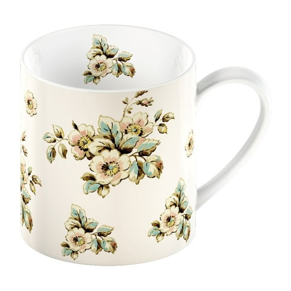 Porcelánový hrnček Creative Tops Cottage Flower, 330 ml