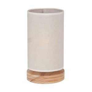 Lampă de masă cu cadru de lemn Lola