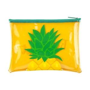 Průhledná taštička Sunnylife Pineapple