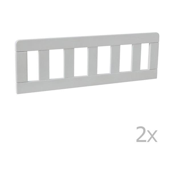 Classic 2 darab fehér leesésgátló, 200 x 90 cm - Pinio