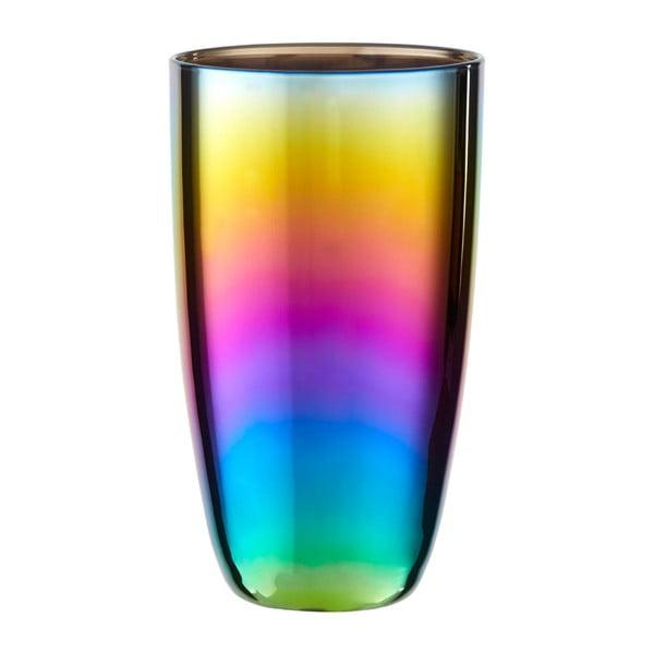 Zestaw 4 szklanek z efektem tęczy Premier Housewares Rainbow, 507 ml