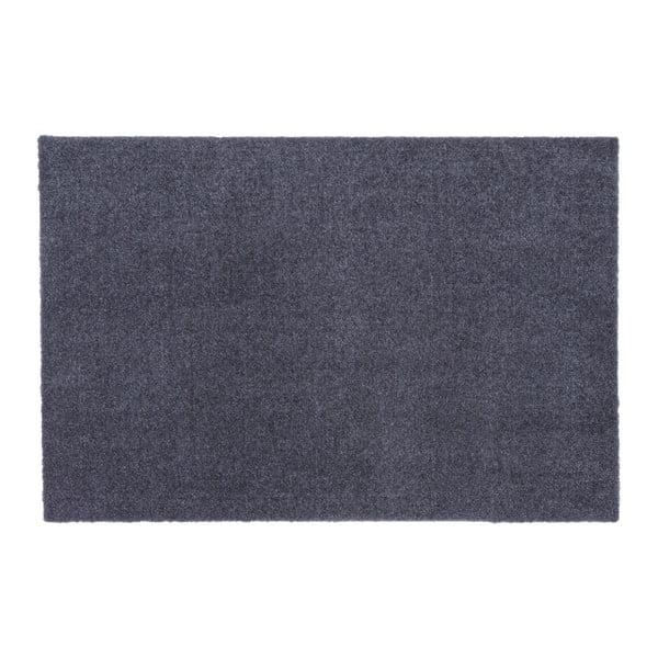 Šedá rohožka tica copenhagen Unicolor, 60x90cm