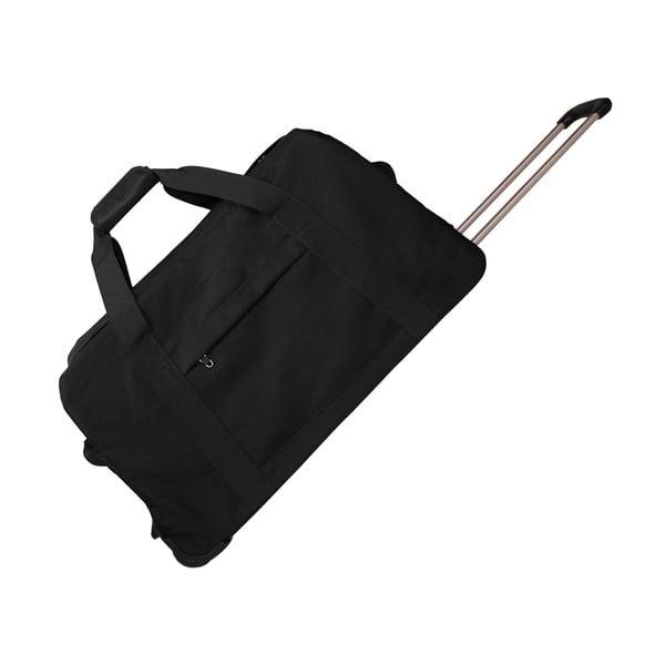 Cestovní zavazadlo na kolečkách Sac Black, 66 cm