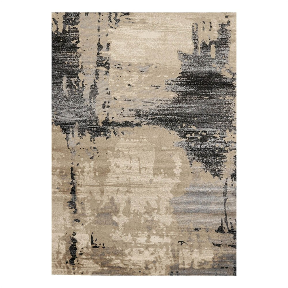 Béžový koberec Webtappeti Manhattan Lexington,160x230cm