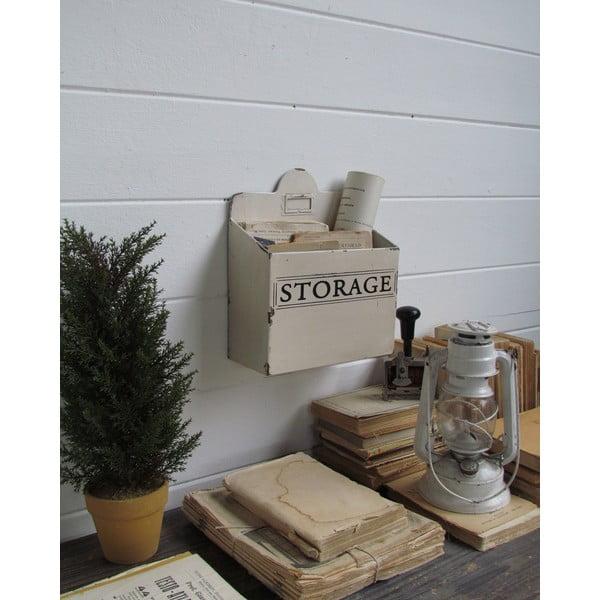 Nástěnný úložný košík Storage