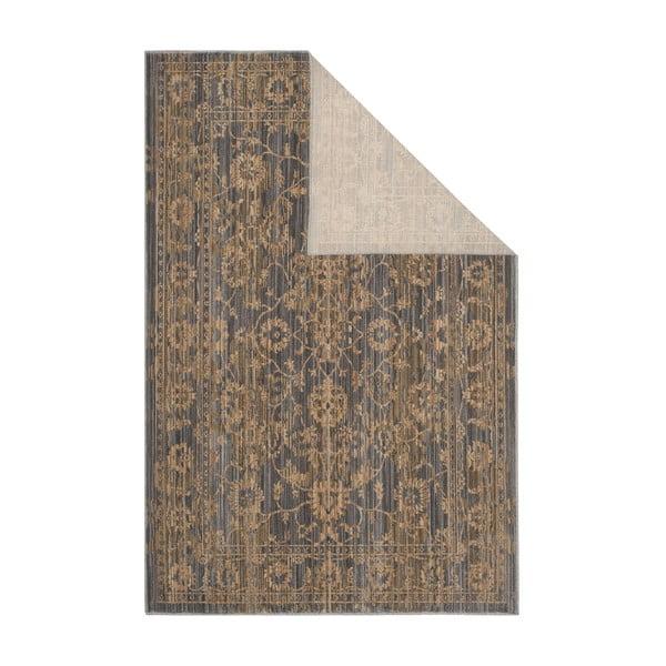 Koberec Asinara, 121x182 cm, hnědý