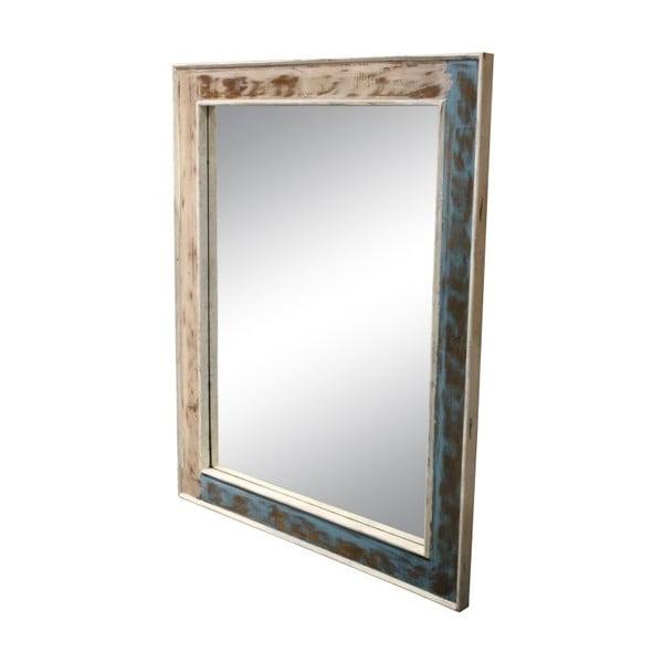 Dřevěné zrcadlo Støraa Bond