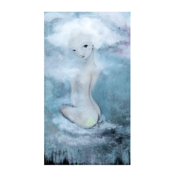 Autorský plakát od Lény Brauner Coura, 60x102 cm