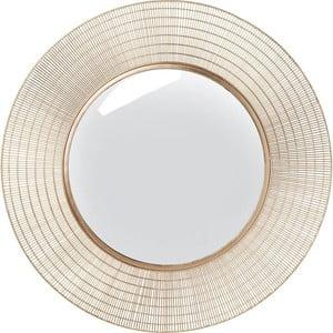 Zrcadlo Kare Design Nimbus Kupfer,ø90cm