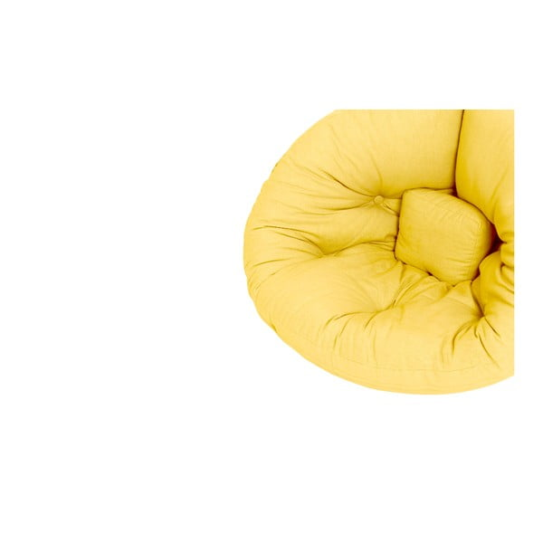 Dětské rozkládací křesílko Karup Mini Nido Yellow