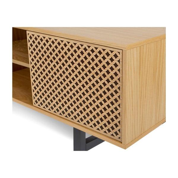 TV stolek z březového dřeva Woodman Mora