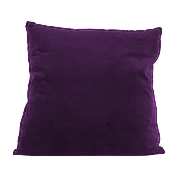 Fialový bavlněný polštář PT LIVING, 60 x 60 cm