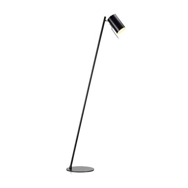 Černá volně stojící lampa Markslöjd Carrie