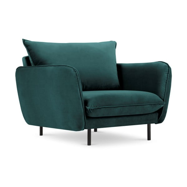 Vienna petróleumkék fotel - Cosmopolitan Design