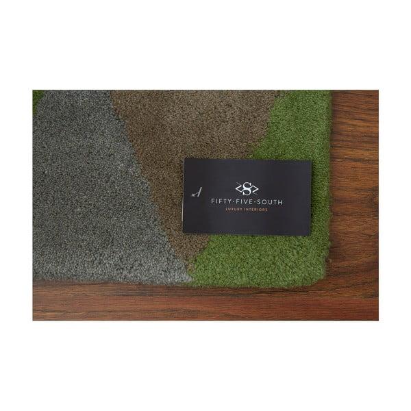 Ručně vyšívaný koberec Oslo, 150x240 cm