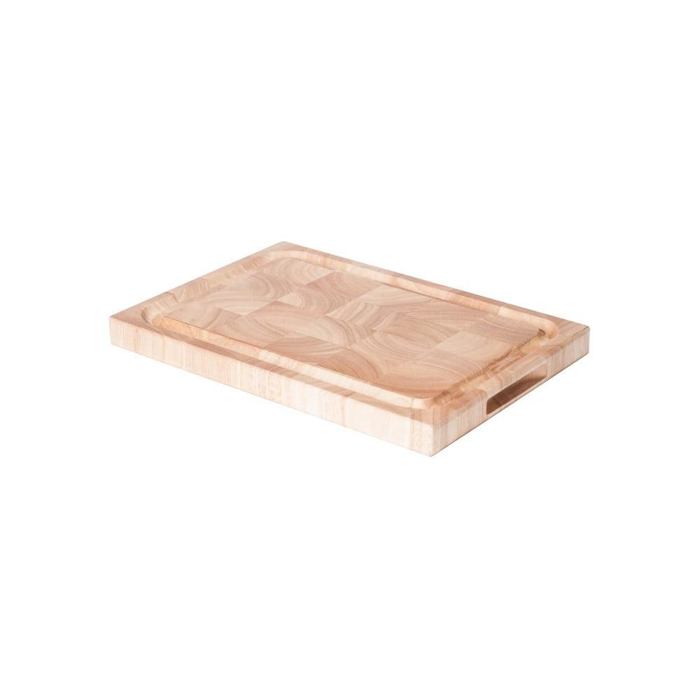 Dřevěné krájecí prkénko T&G Woodware Dual Purpose Med