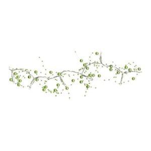 Světelný řetěz Pearl Garland Green