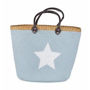 Proutěný košík Star Blue