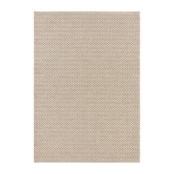 Covor potrivit și pentru exterior Elle Decor Brave Caen, 160 x 230 cm, crem de la Elle Decor