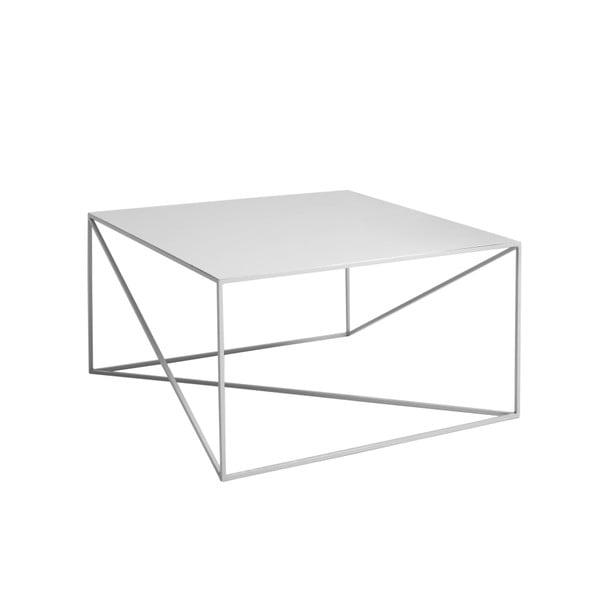 Šedý konferenční stolek Custom Form Memo, šířka80cm