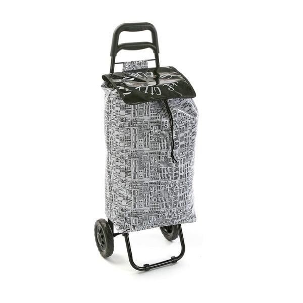 Nákupní taška na kolečkách Cart BW