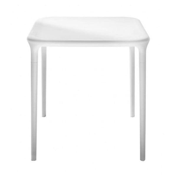 Bílý jídelní stůl Magis Air, 65x65cm