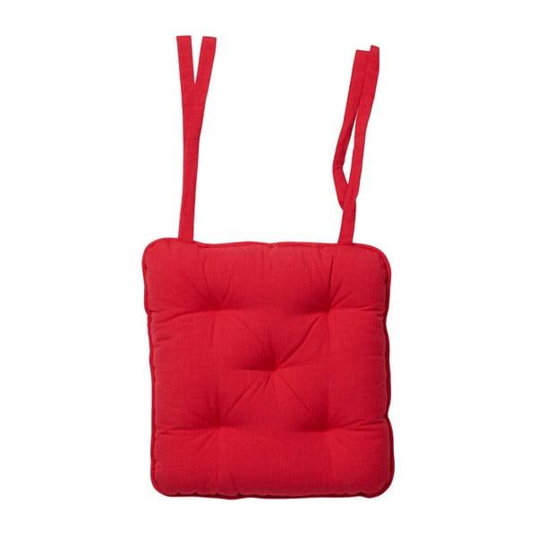 Czerwona poduszka na krzesło Butlers Airlines, 35x37cm
