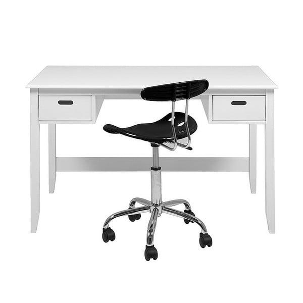 Pracovní stůl Bud, bílý