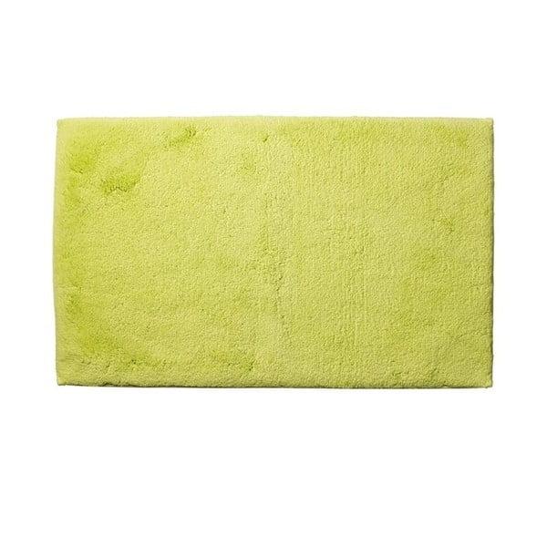 Koupelnová předložka Comfort lime, 50x80 cm