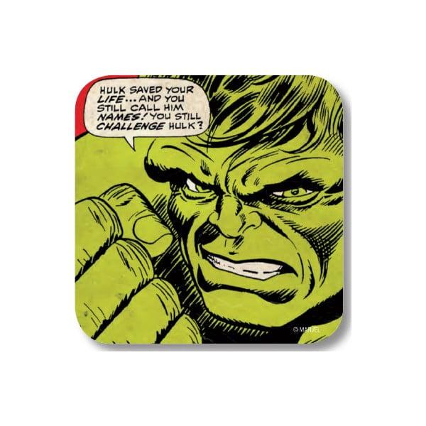 Set 6 tácků Hulk I
