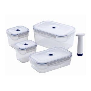 Set 5 recipiente pentru stocare alimente CompactorFoodSaver