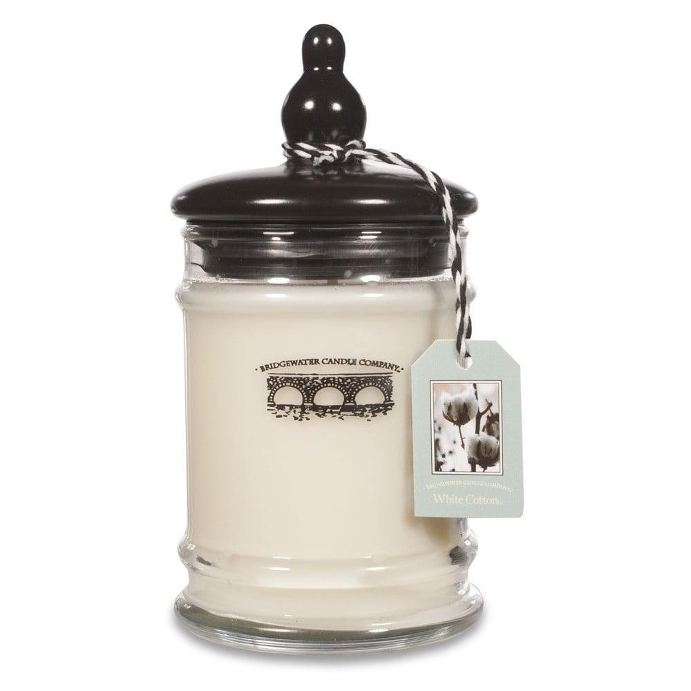 Svíčka s vůní čisté bavlny Bridgewater Candle