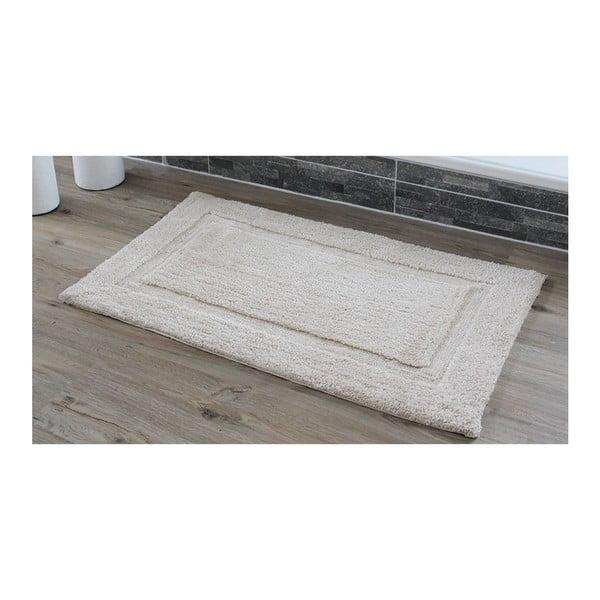 Koupelnová předložka Rahmen Natural, 50x70 cm